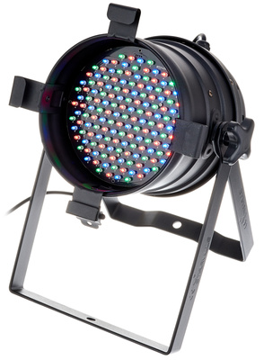 Stairville LED PAR 64 Black Floor