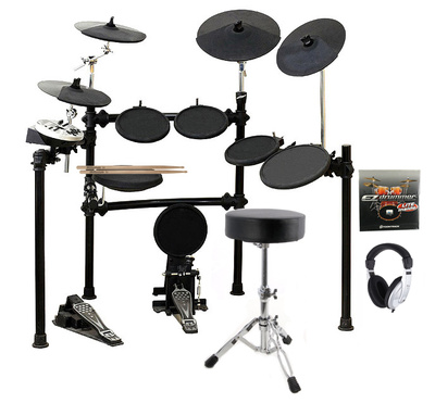 Millenium MPS-600 E-Drum Set Complete