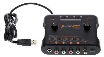 MixVibes U-MIX 44