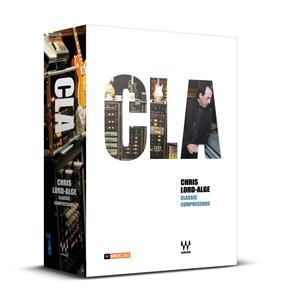 Waves CLA Classic Compressors Bundle