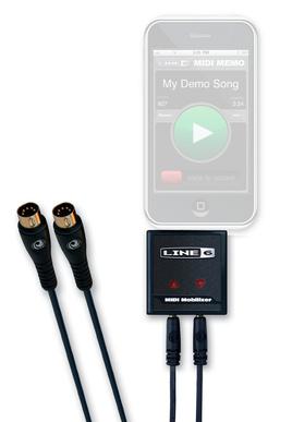 Line6 MIDI Mobilizer