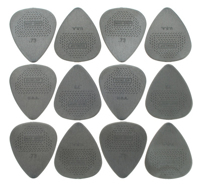 Dunlop Nylon Max Grip 0.73 Player Pk