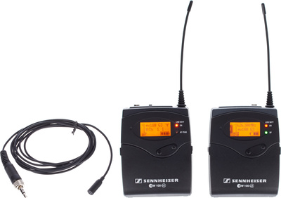 Sennheiser EW 112-P G3 Wireless System C-Band