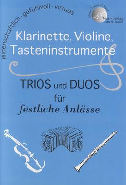 Musikverlag Keller Trios Duos Festliche Anlässe