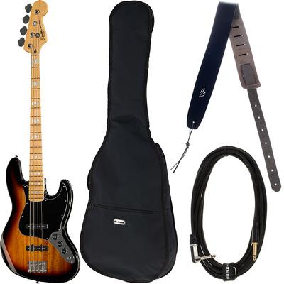 Fender Squier Vint. Mod. Jazz Bundle