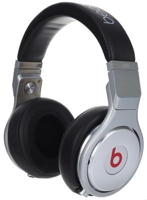 Beats By Dr. Dre Beats Pro HiFi-Kopfhörer schwarz