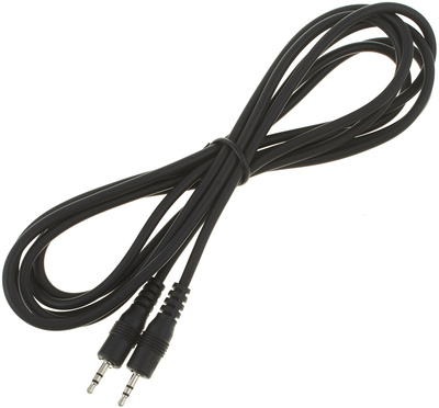 the sssnake Cable 2,5mm Stereo Jack St/St