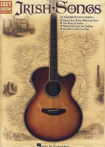 Hal Leonard Easy Guitar Irish Songs