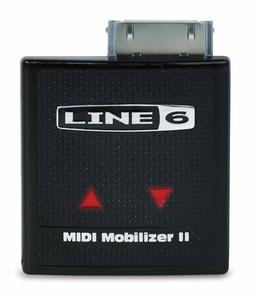 Line6 MIDI Mobilizer II New
