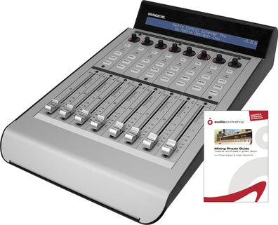 Mackie Control XT Pro Workshop Bundle
