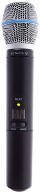 Shure SLX 2 / Beta 87A / Q24