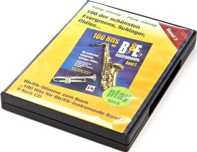 Hildner Musikverlag 100 Hits Playback CDs Vol.2