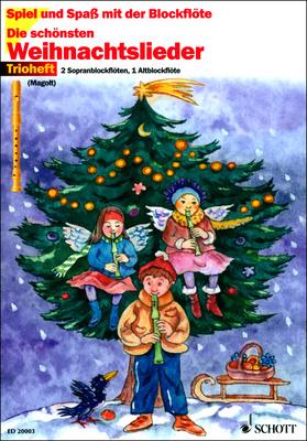 Schott Schönste Weihnachts Rec SSA