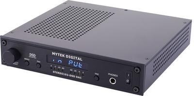 Mytek Digital Stereo 192 DSD-DAC Preamp Bk