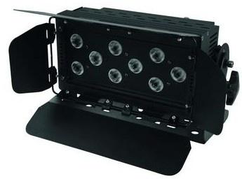 Eurolite LED CLS-9 QCL RGBW 9x8W 12°