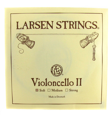 Larsen Cello Single String D Soft