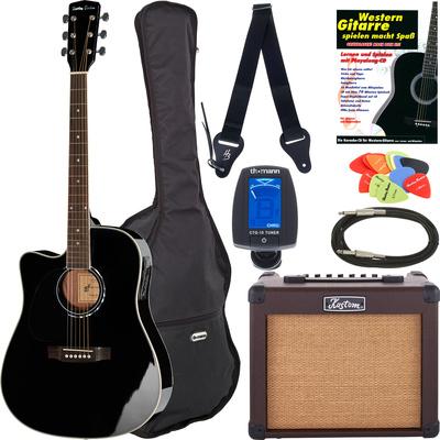 Harley Benton Acoustic Power Pack 1 LH