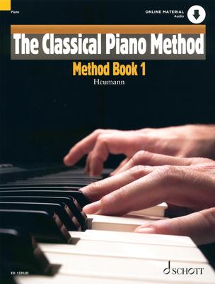 Schott Classical Piano Method 1