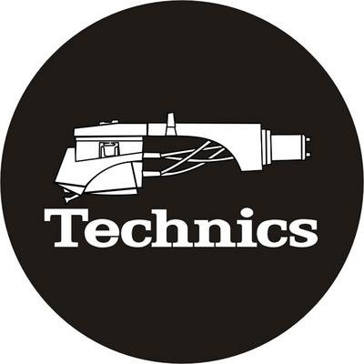 Technics Slipmat Headshell 1
