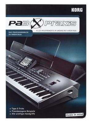 Korg PB PA3X Praxis