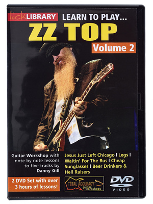 how to play zz top songs