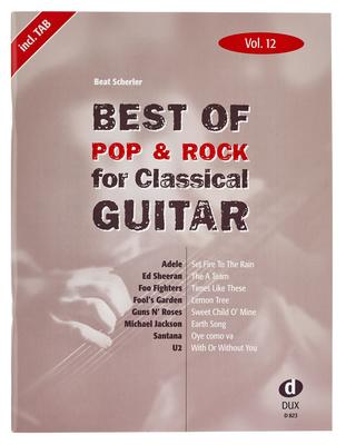 Edition Dux Best Of Pop & Rock Vol.12
