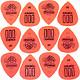 Dunlop Tortex III Riffle 050 Pack